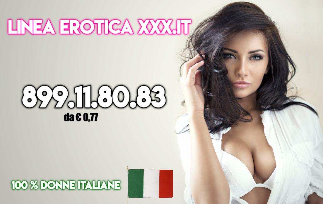 LINEA EROTICA XXX