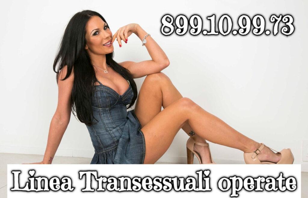 linea erotica trans operate