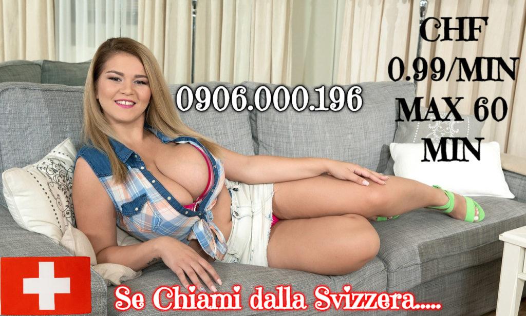 linea erotica dalla svizzera